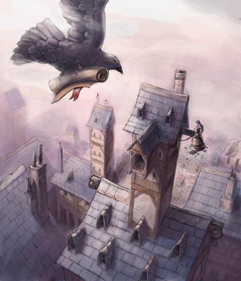 pigeon-voyageour