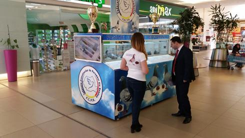 promovare-columbofilie-mall
